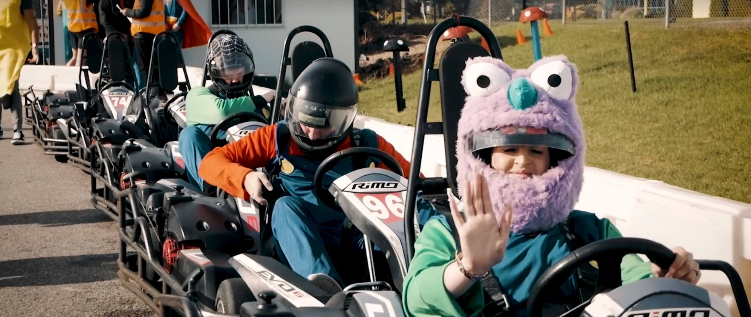 Tickets for real-world Mario Kart races now on sale