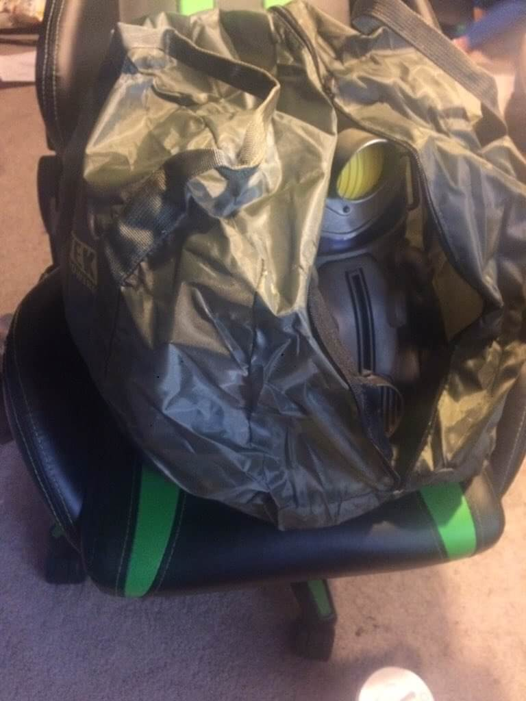 Fallout 76's $200 edition swaps canvas bag for nylon version