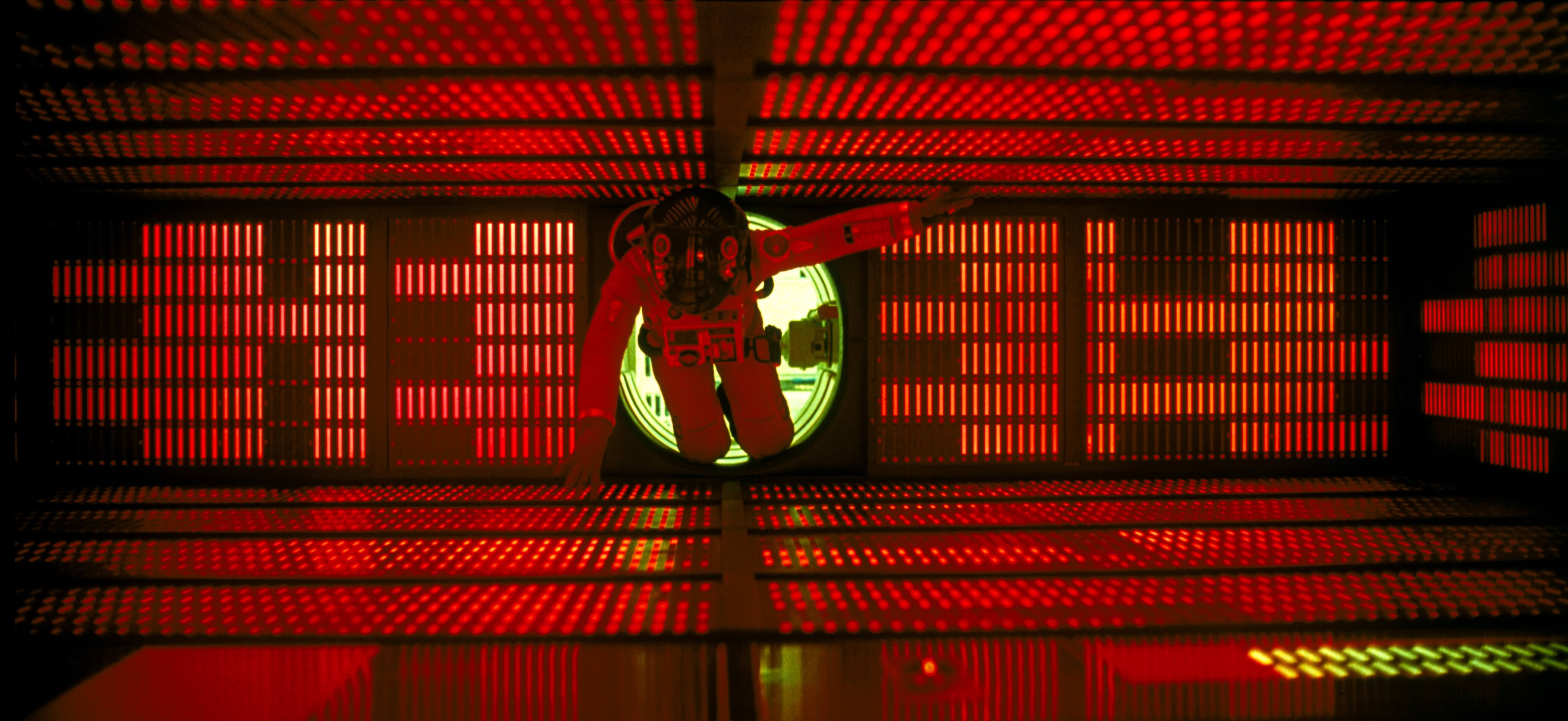 The world's first 8K TV channel has kicked off with masterpiece '2001: A Space Odyssey'