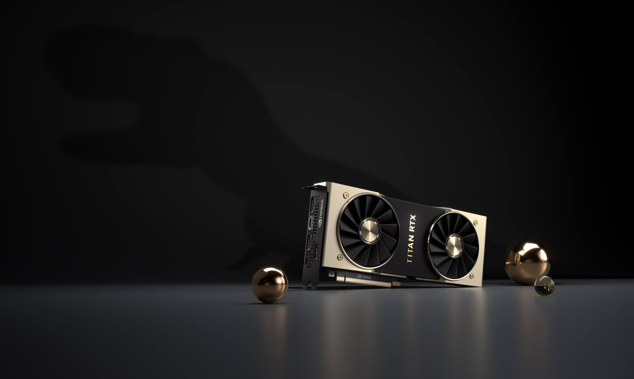 Nvidia debuts the Titan RTX as the world's most powerful desktop GPU