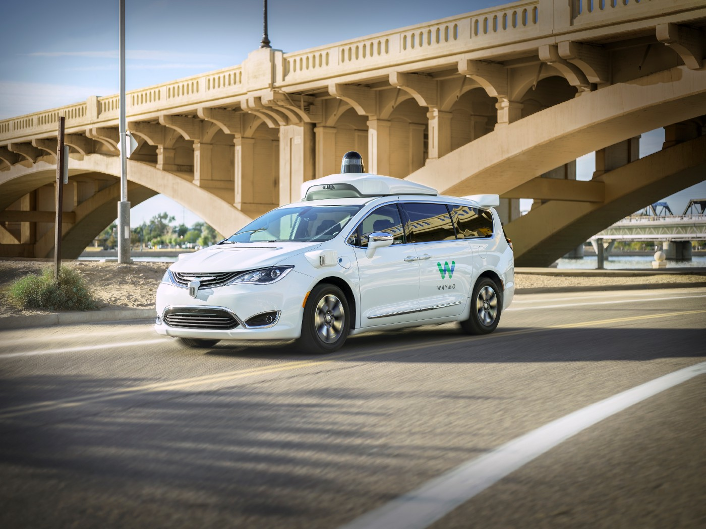 Waymo launches commercial self-driving taxi service in Phoenix