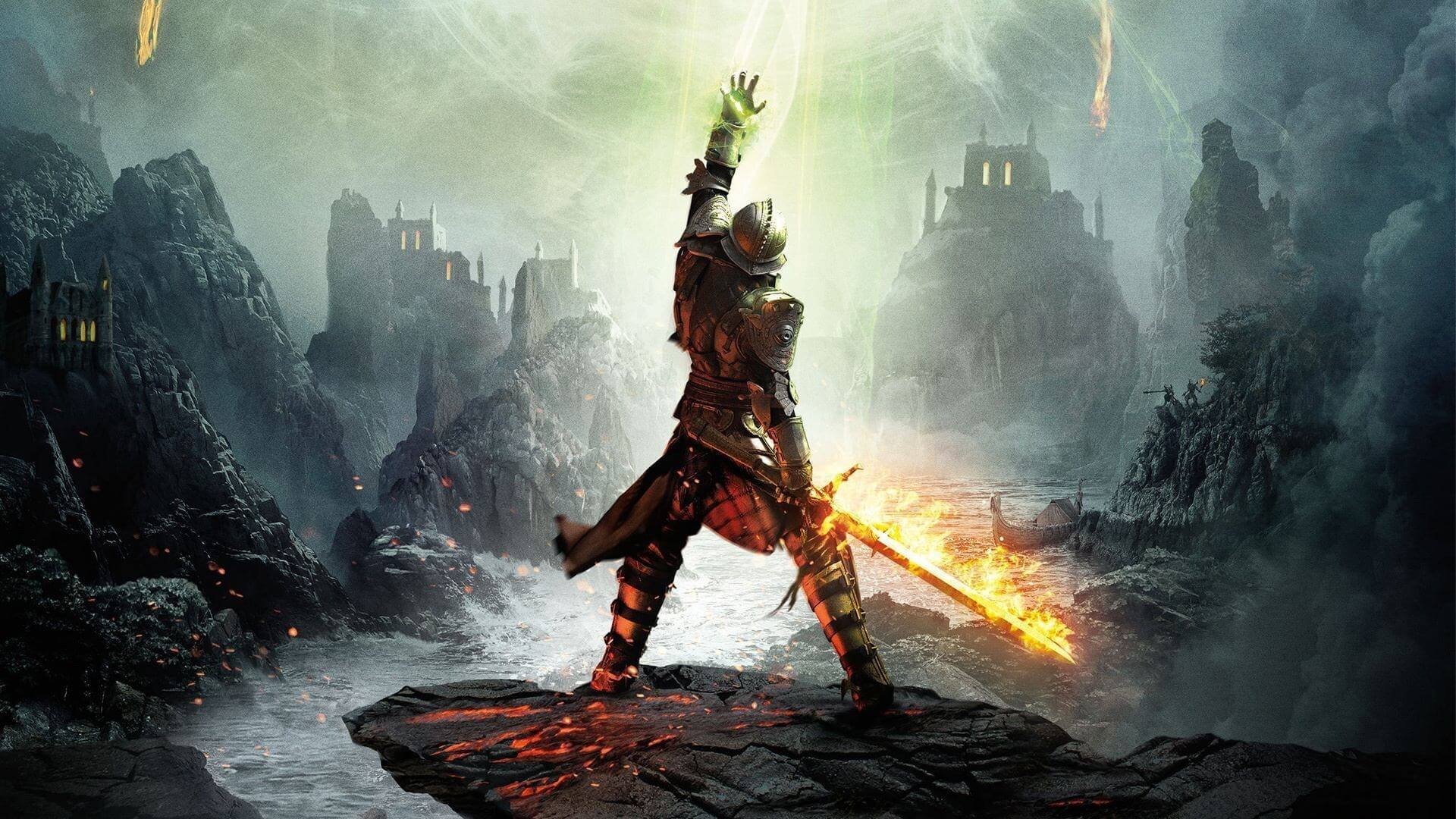 Next Dragon Age game may be announced during The Game Awards