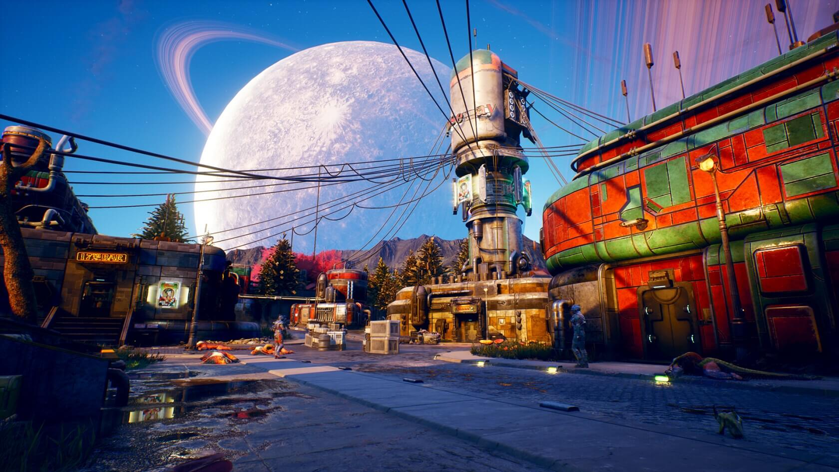 Obsidian announces The Outer Worlds, a true open-ended sci-fi RPG
