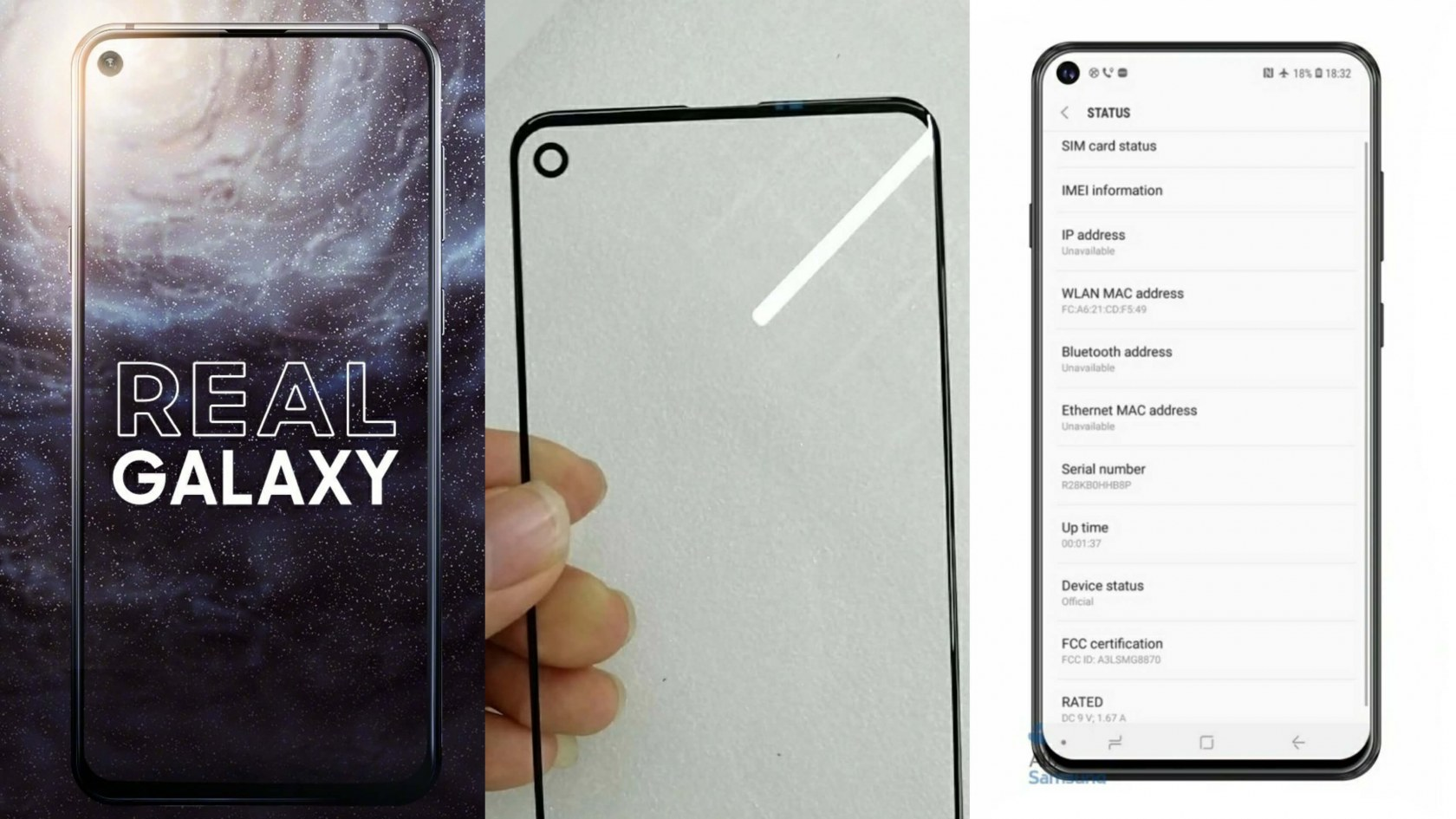 Every Leaked Detail on the Samsung Galaxy A8s: The First Phone with a Hole