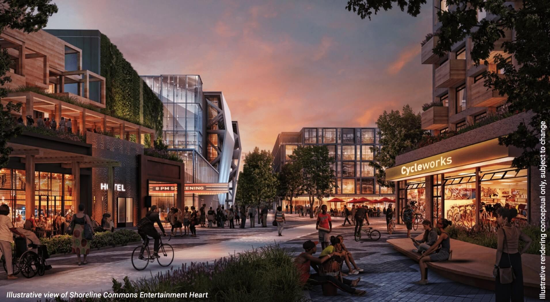 Google Submits Massive Development Plan For Mountain View