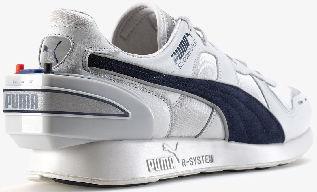 Puma is re-releasing its smart shoe from 1986