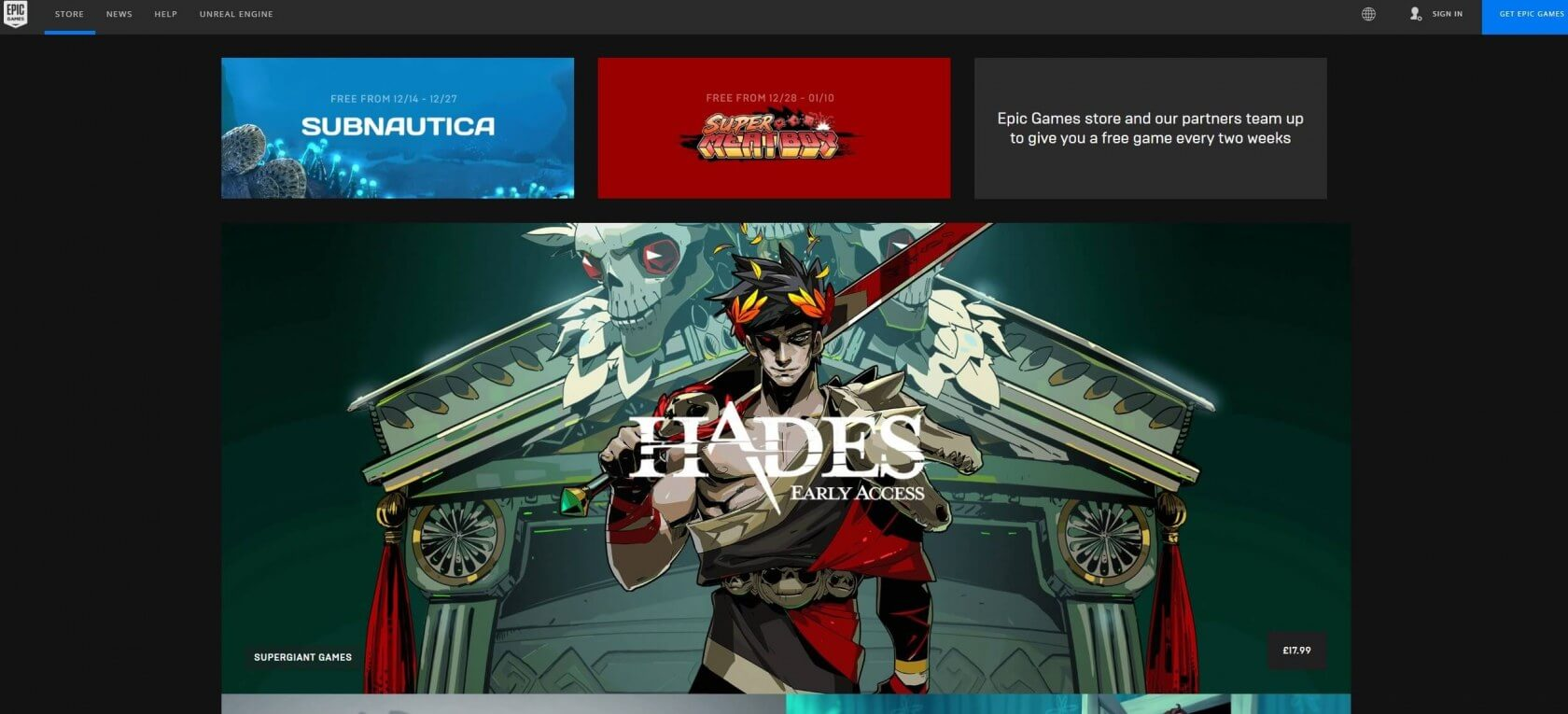 Some developers are ditching Steam in favor of the Epic Games Store