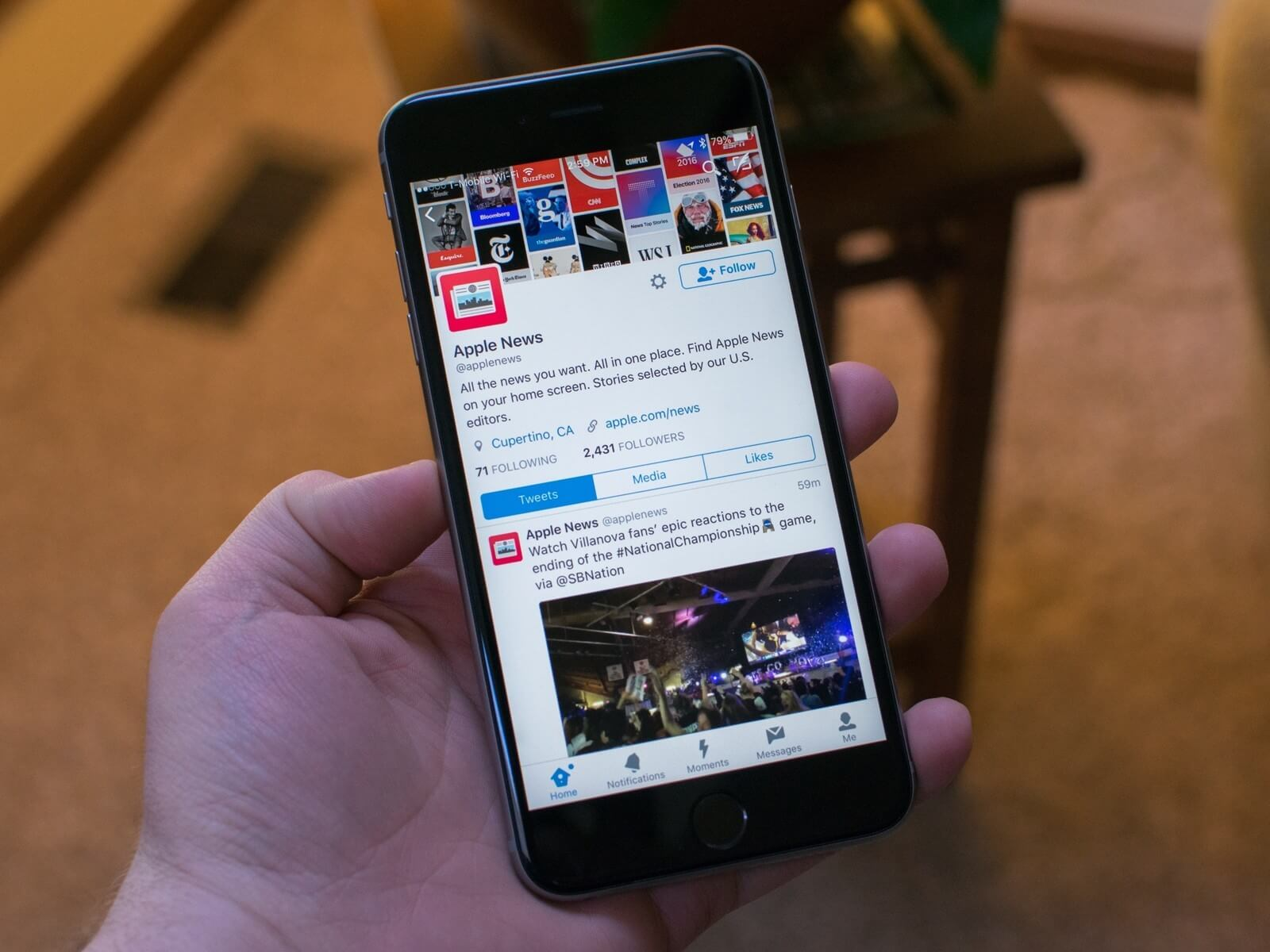 Pew Research: People prefer social media over print newspapers for news consumption