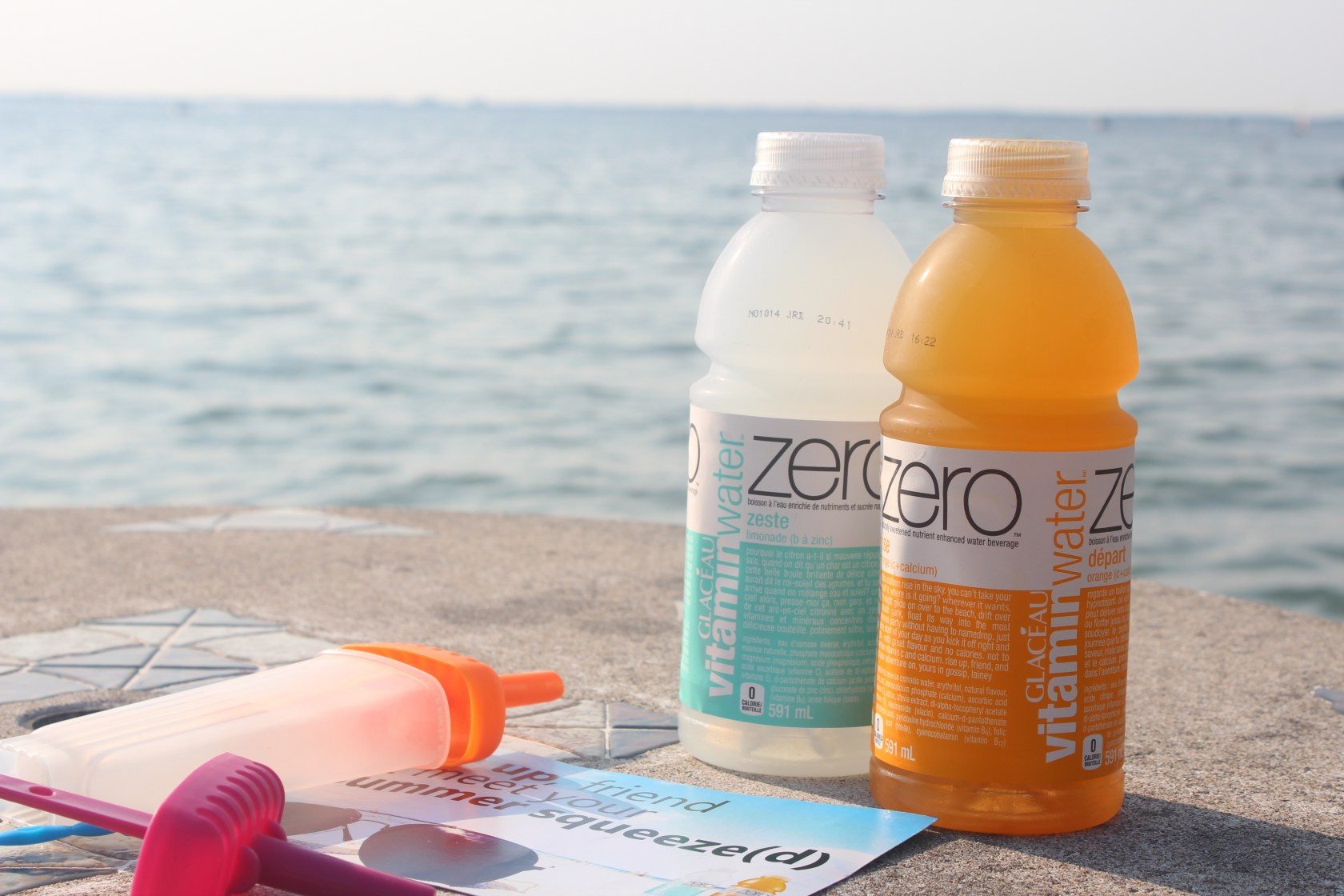 Vitamin Water offers up $100k to ditch your smartphone for a year