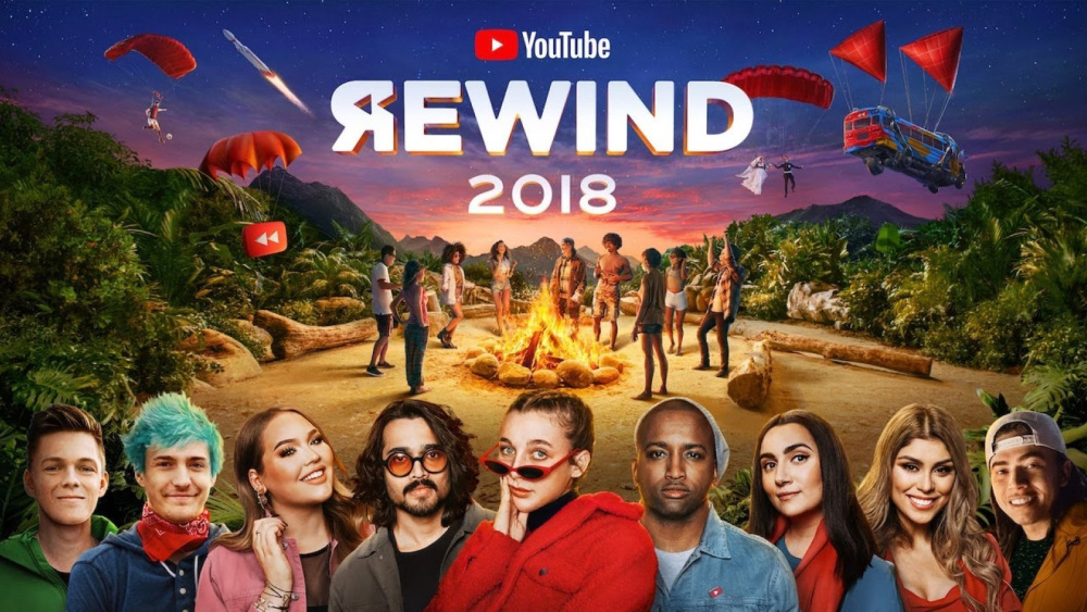 YouTube's 2018 Rewind Is the Most Disliked Video Ever