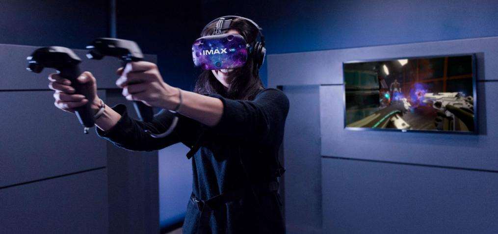 IMAX is pulling out of the VR industry amid waning consumer interest