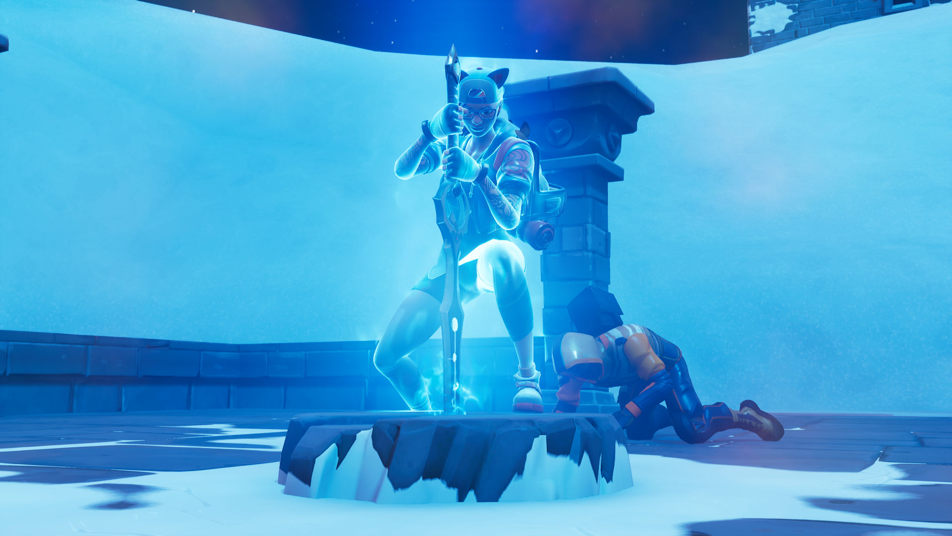 Fortnite's Infinity Blade has been Vaulted