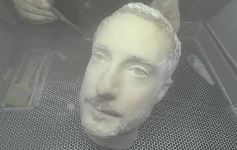 3D printed head can unlock facial recognition systems on popular Android phones
