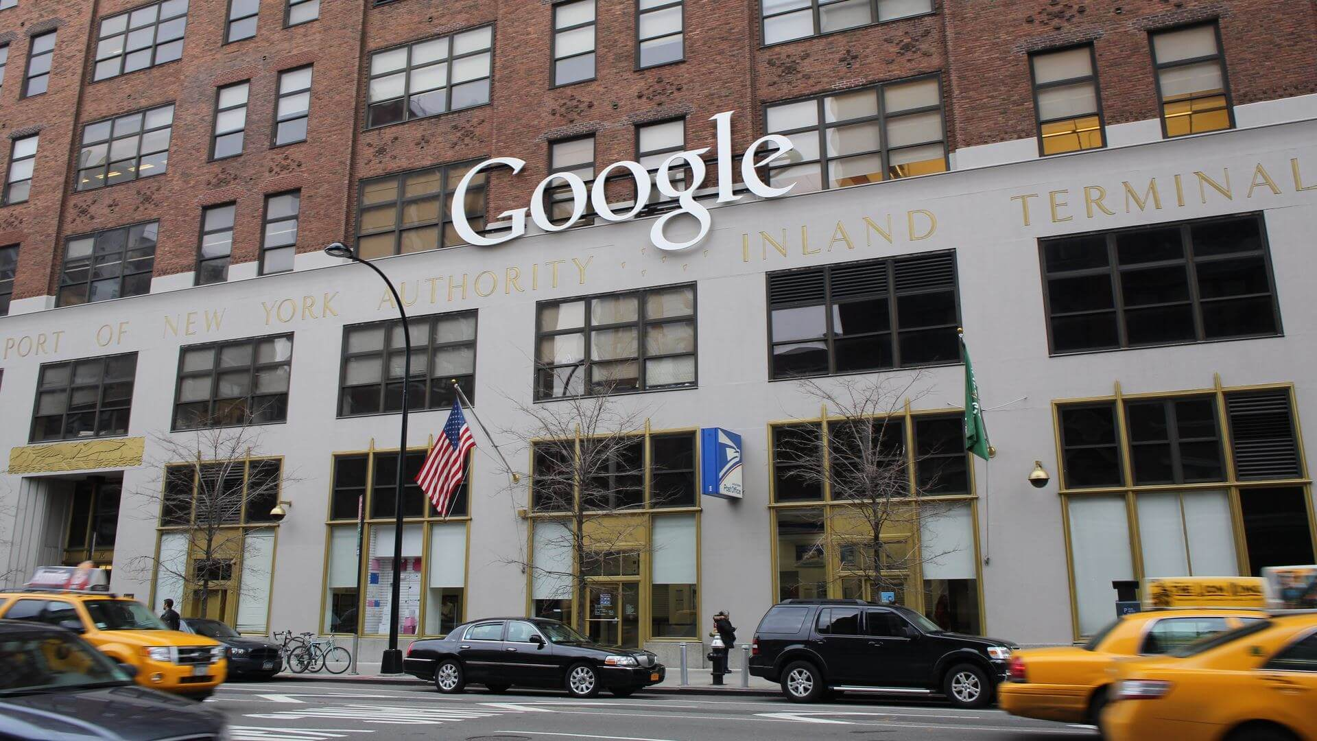 Google to invest $1 billion in New York City campus