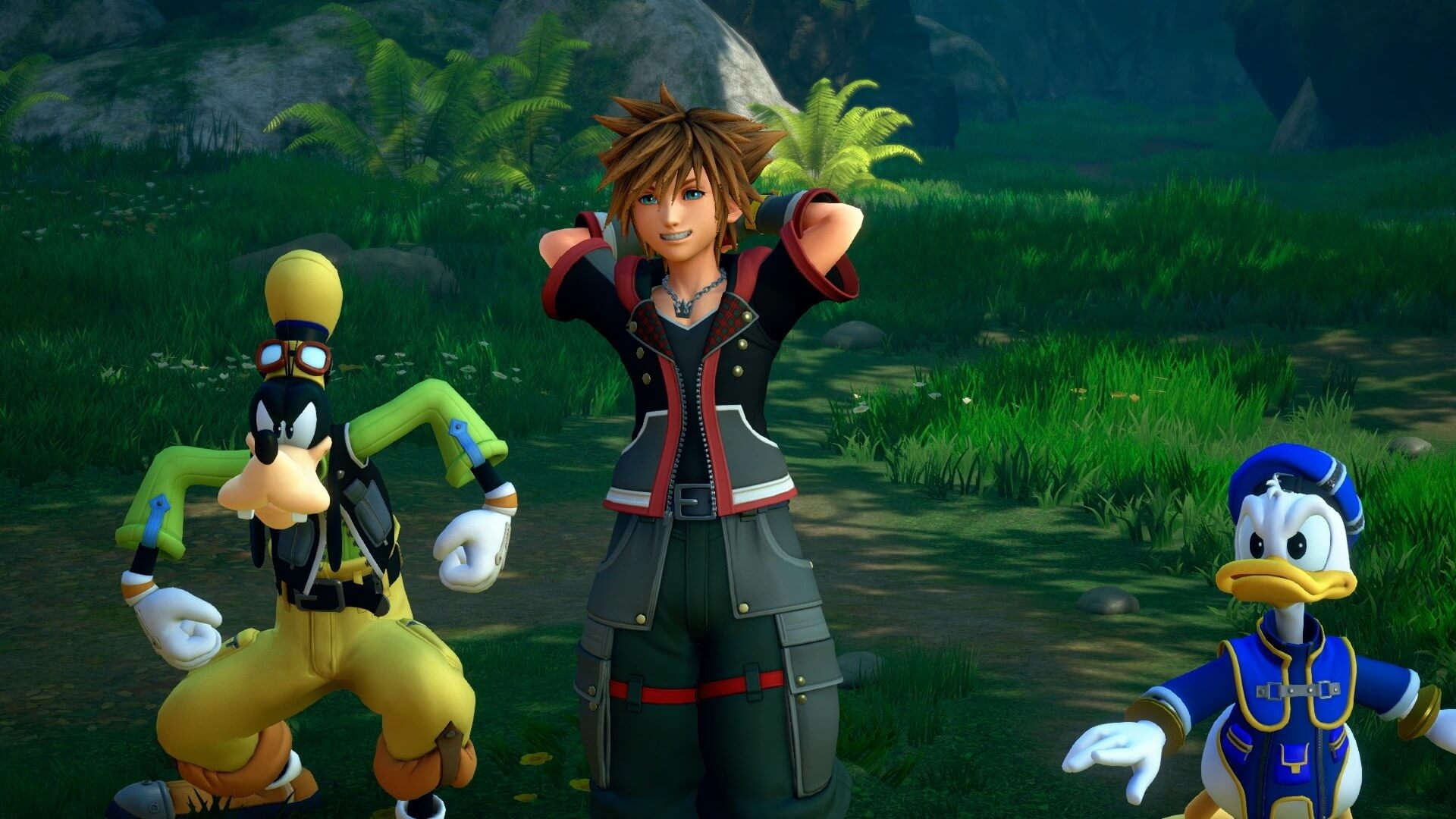Kingdom Hearts III fans brace themselves for spoilers as game leaks early