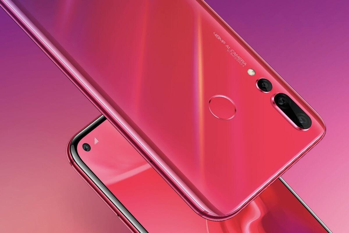 Huawei Nova 4 official with punch-hole display, 48-megapixel camera