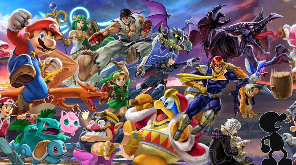 Super Smash Bros. Ultimate becomes Nintendo Switch's fastest-selling game