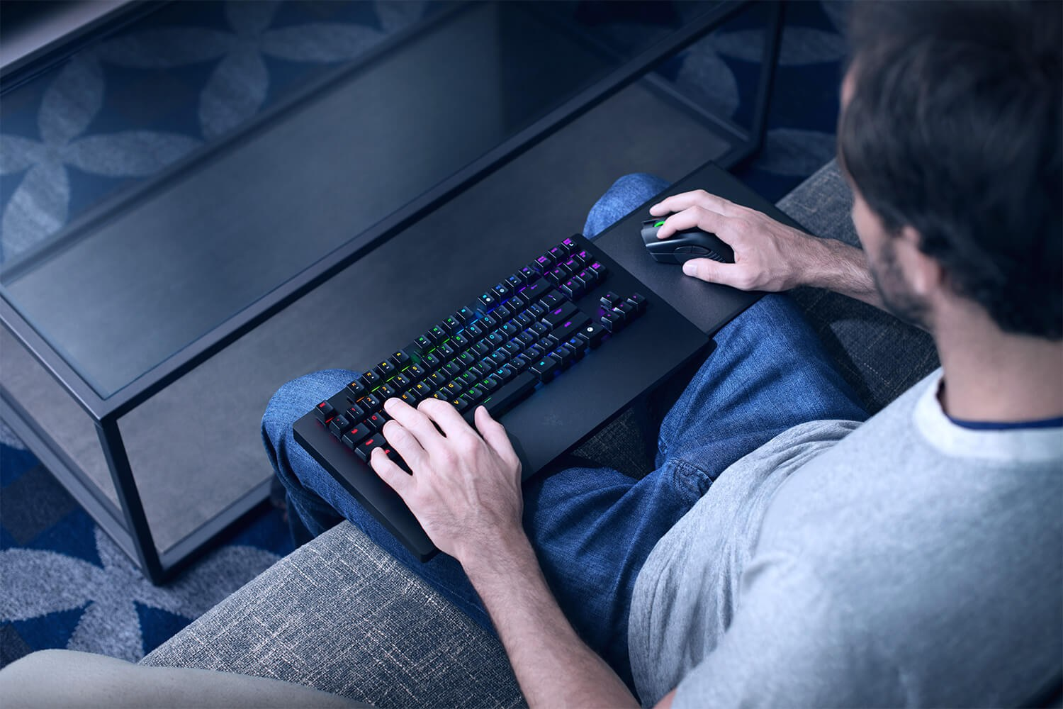 Razer unveils the first keyboard and mouse designed for Xbox One