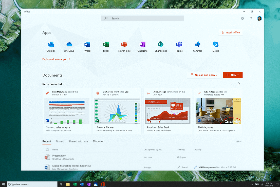 Microsoft releases Windows 10 test build previewing a ton of new features