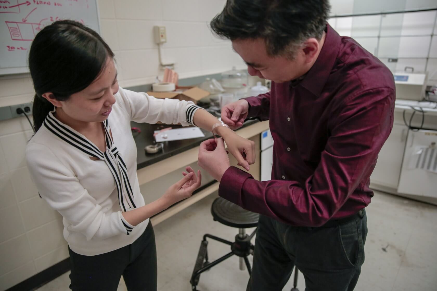 New Bandage Technology Could Boost Wound Recovery Times Significantly