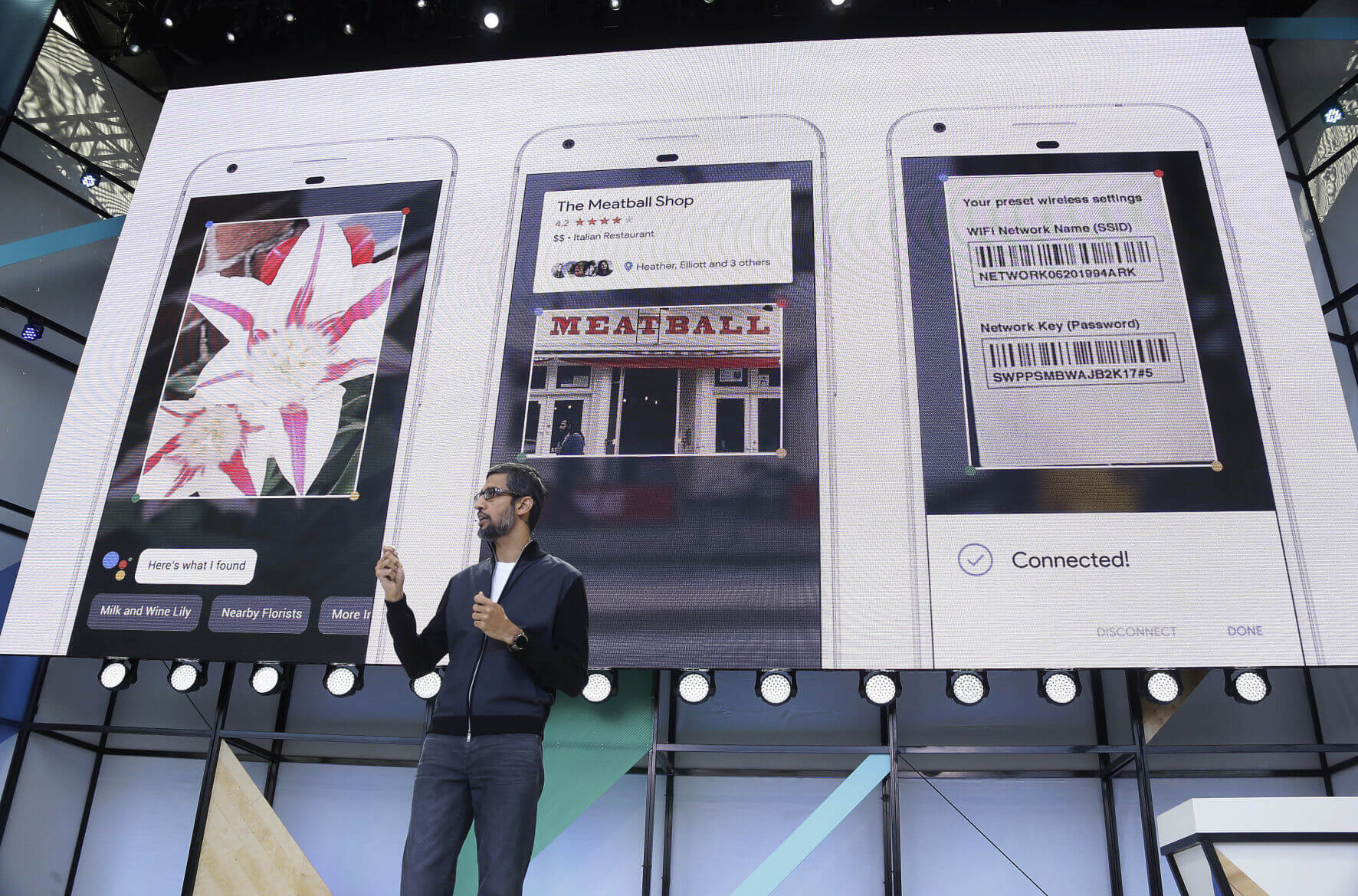 Google Lens can detect over 1 billion objects