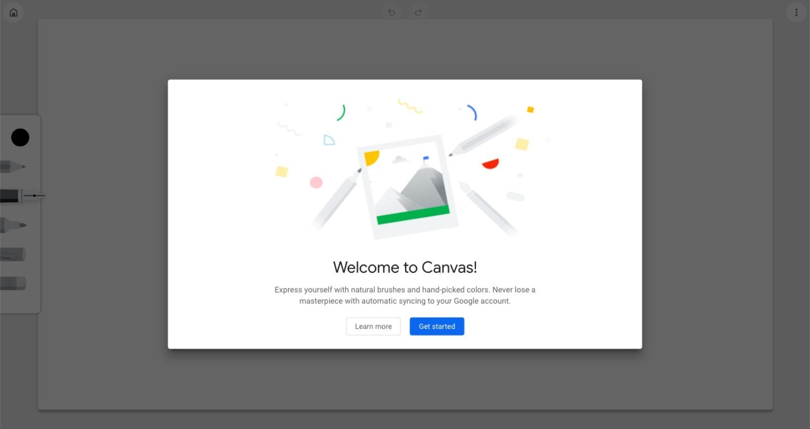 Google Adds Chrome Canvas Sketching App For Browsers
