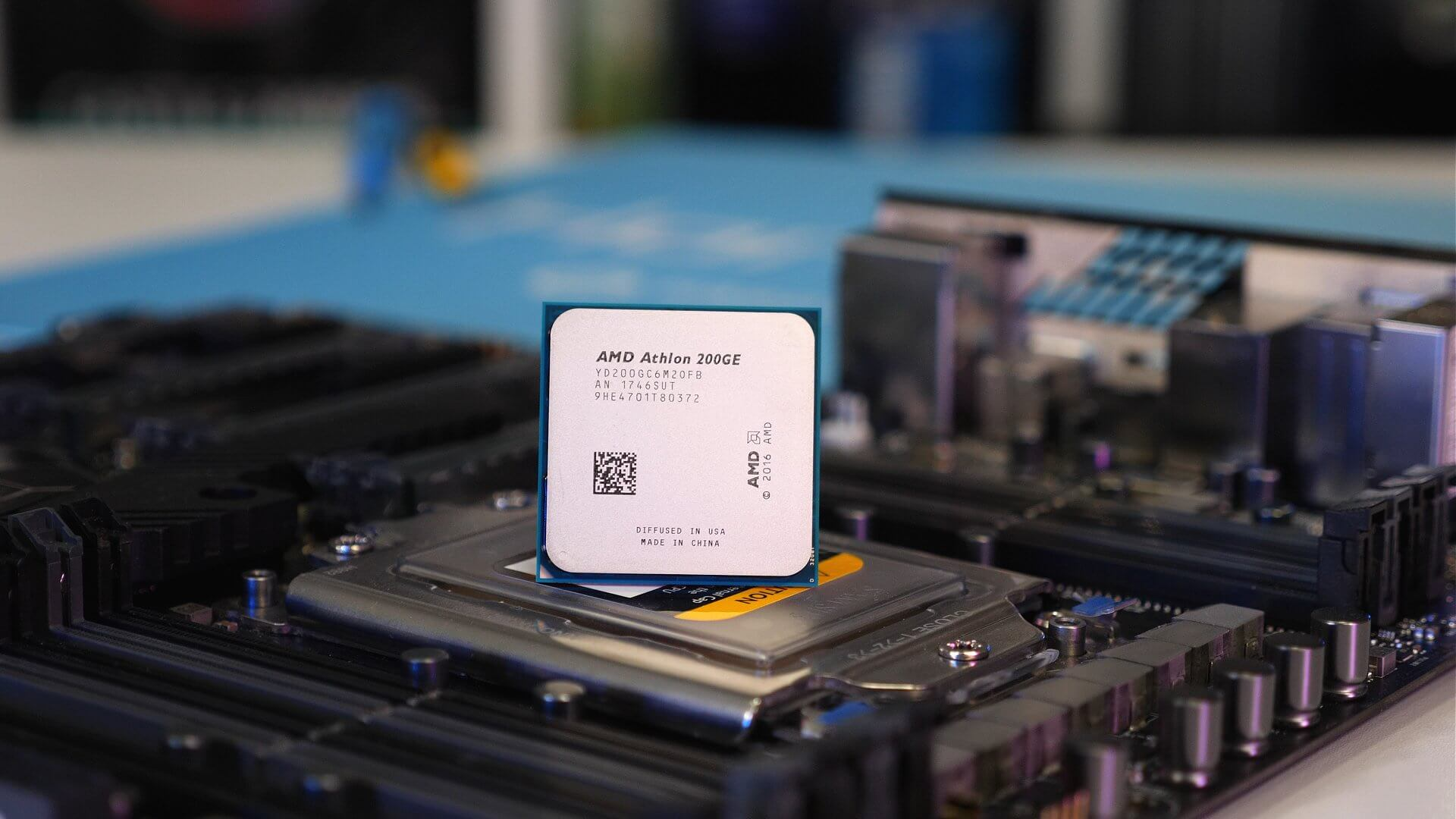 Amd Launches New Athlon 220ge And 240ge Budget Cpus