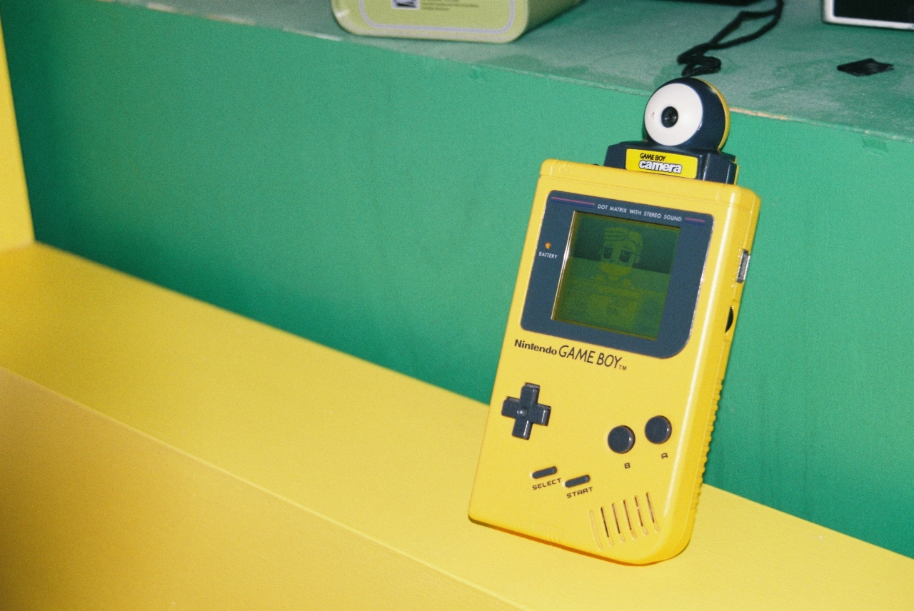 Add color to the Game Boy Camera with this old school photography trick
