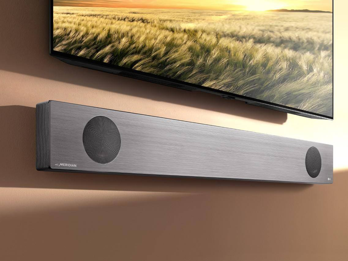 CES 2019:LG Soundbars Deliver Meridan Developed AI & Google Assistant