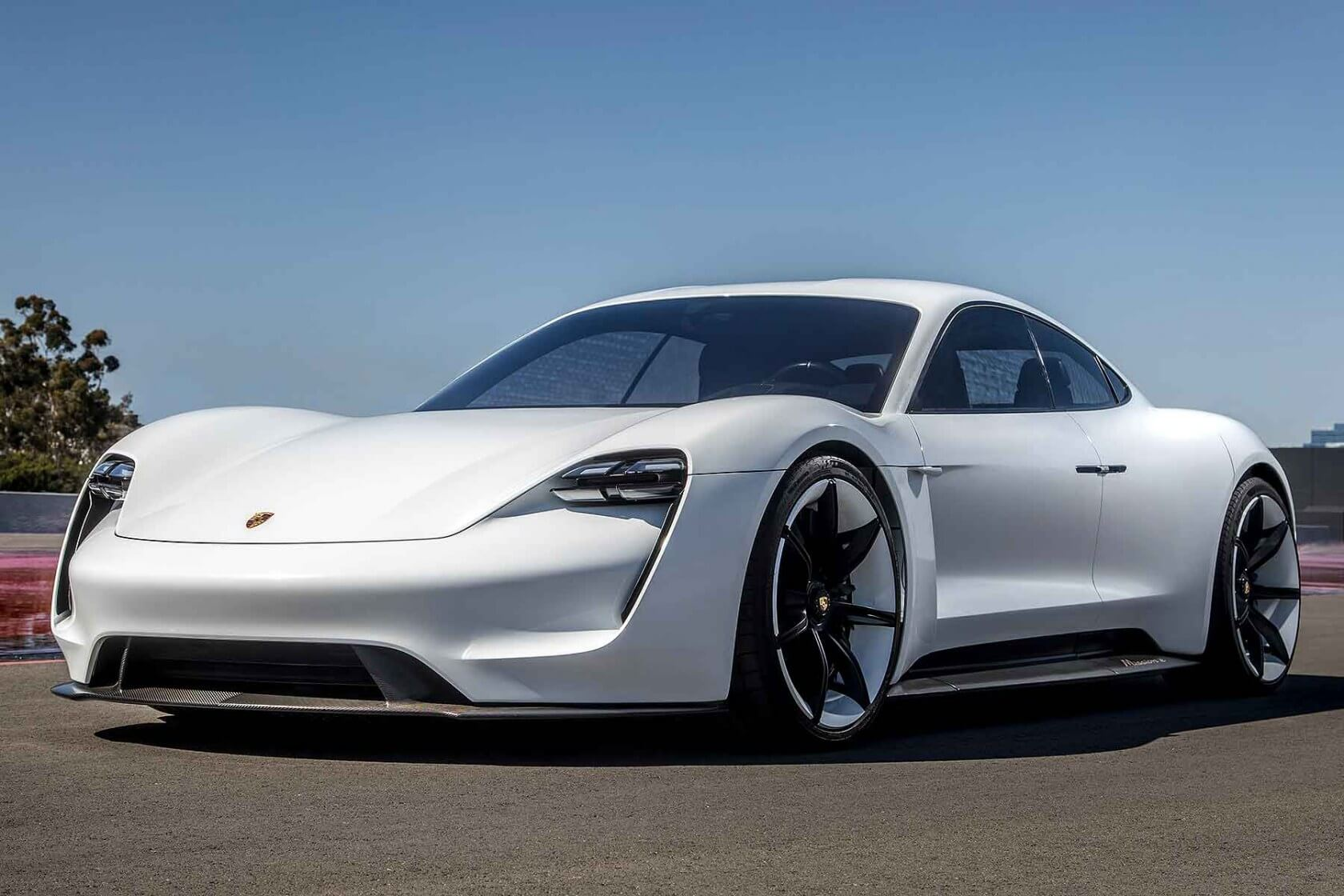 Porsche\u0027s all,electric \u0027Taycan\u0027 sports car will cost up to