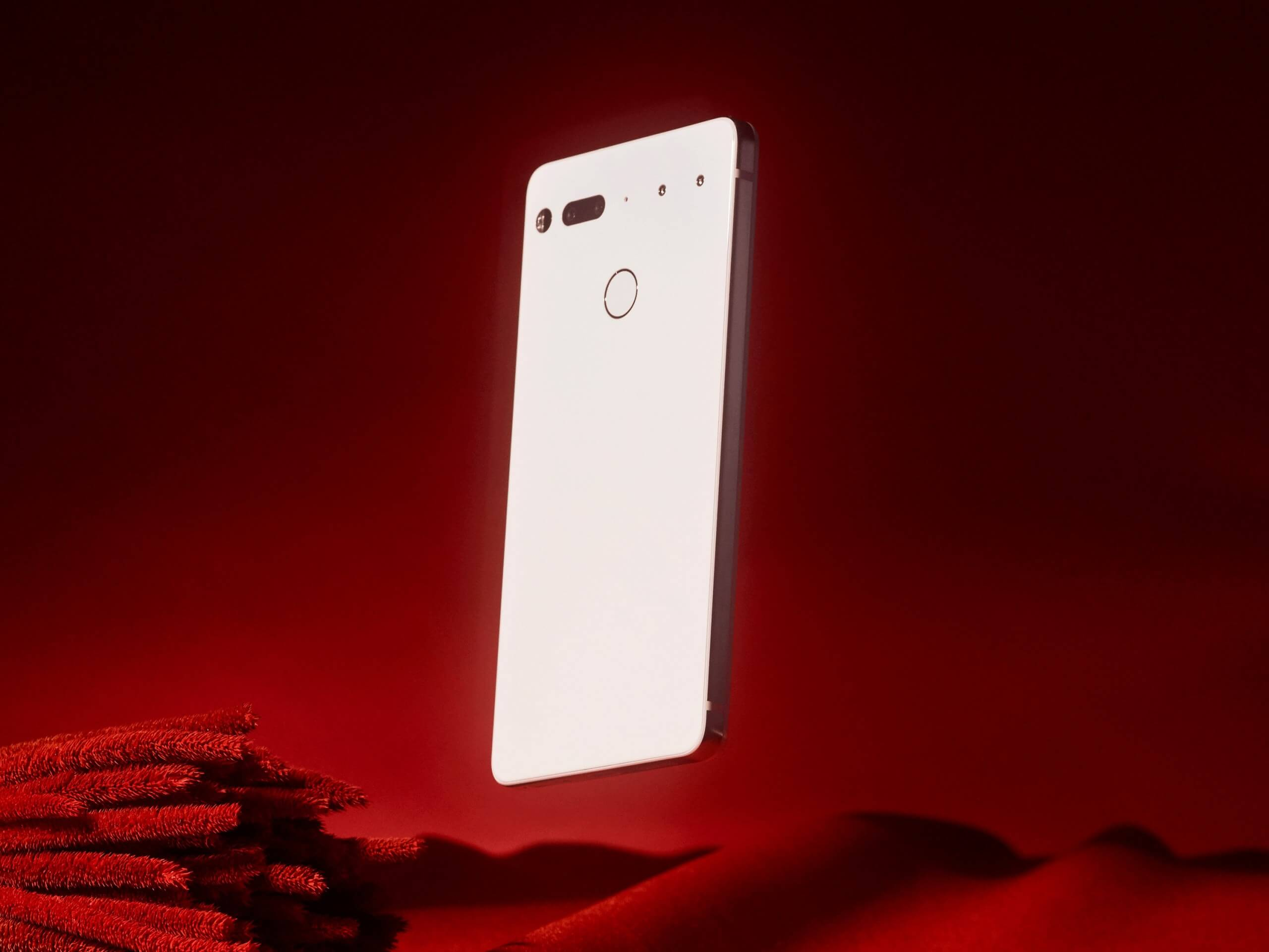 Essential Phone now out of stock at company's website