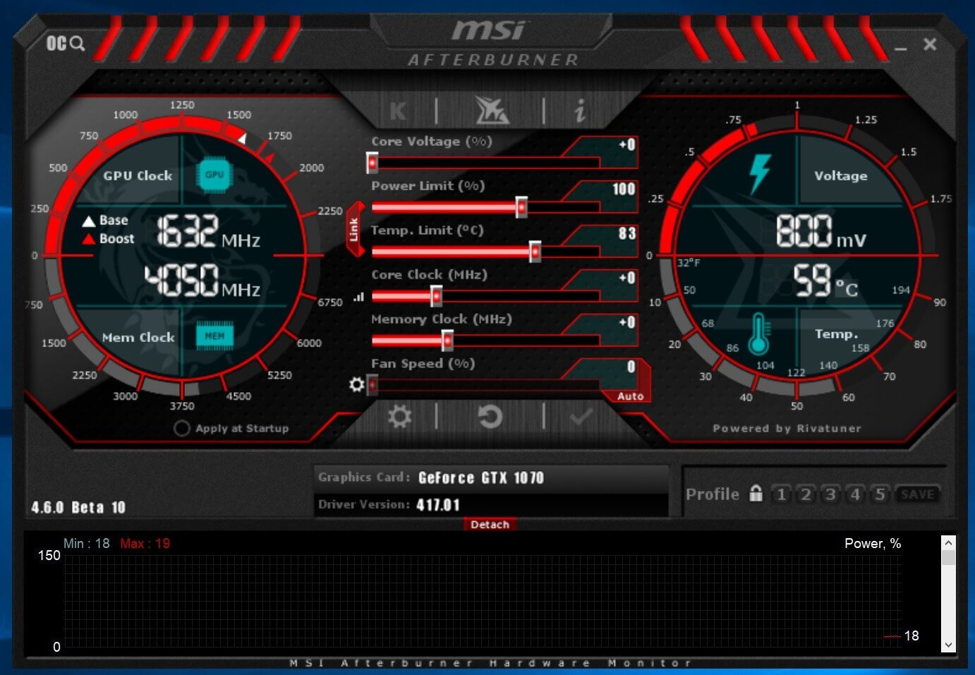 Nvidia's 'OC Scanner' automatic overclocking feature is now