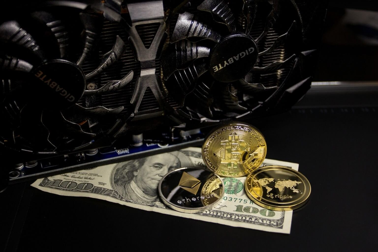 Video card sales fell during Q4 2018 as crypto crash hit hard