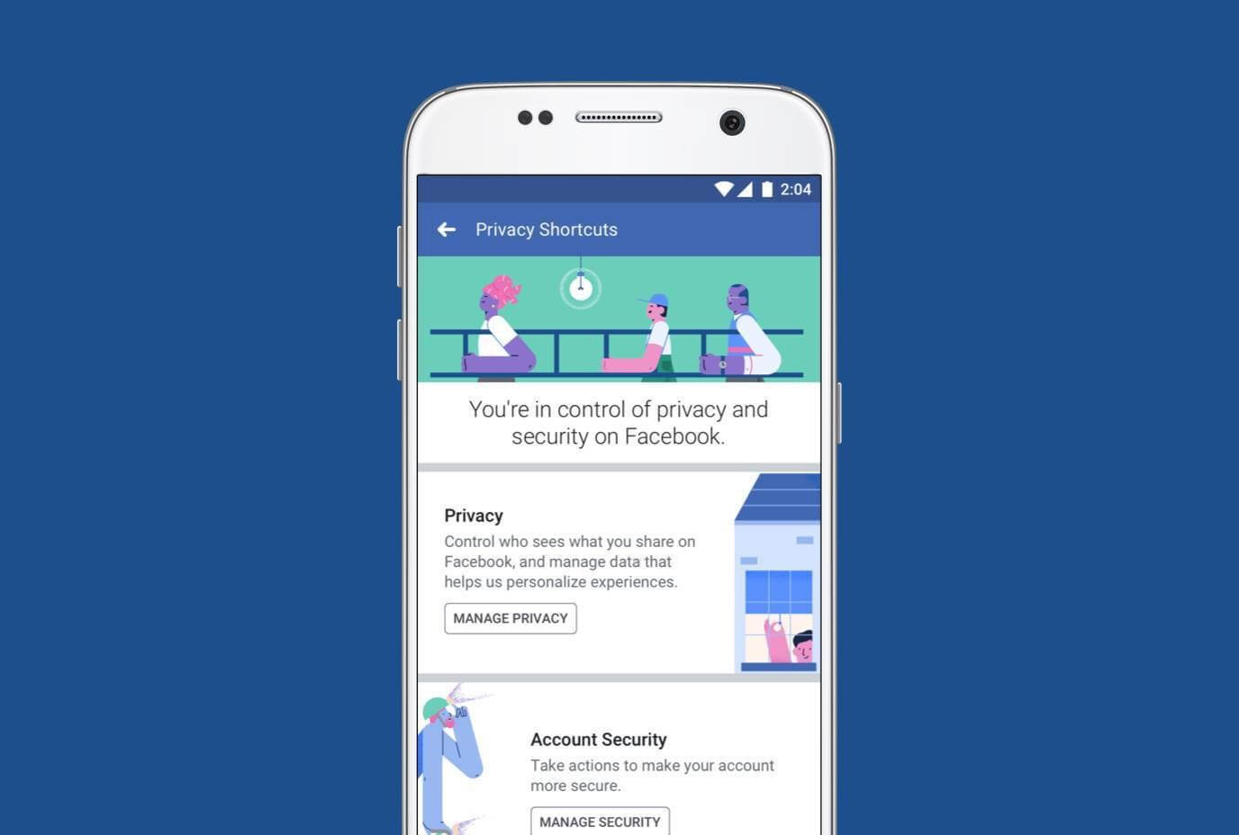 Many of the most popular Android apps are still illegally sending data to Facebook