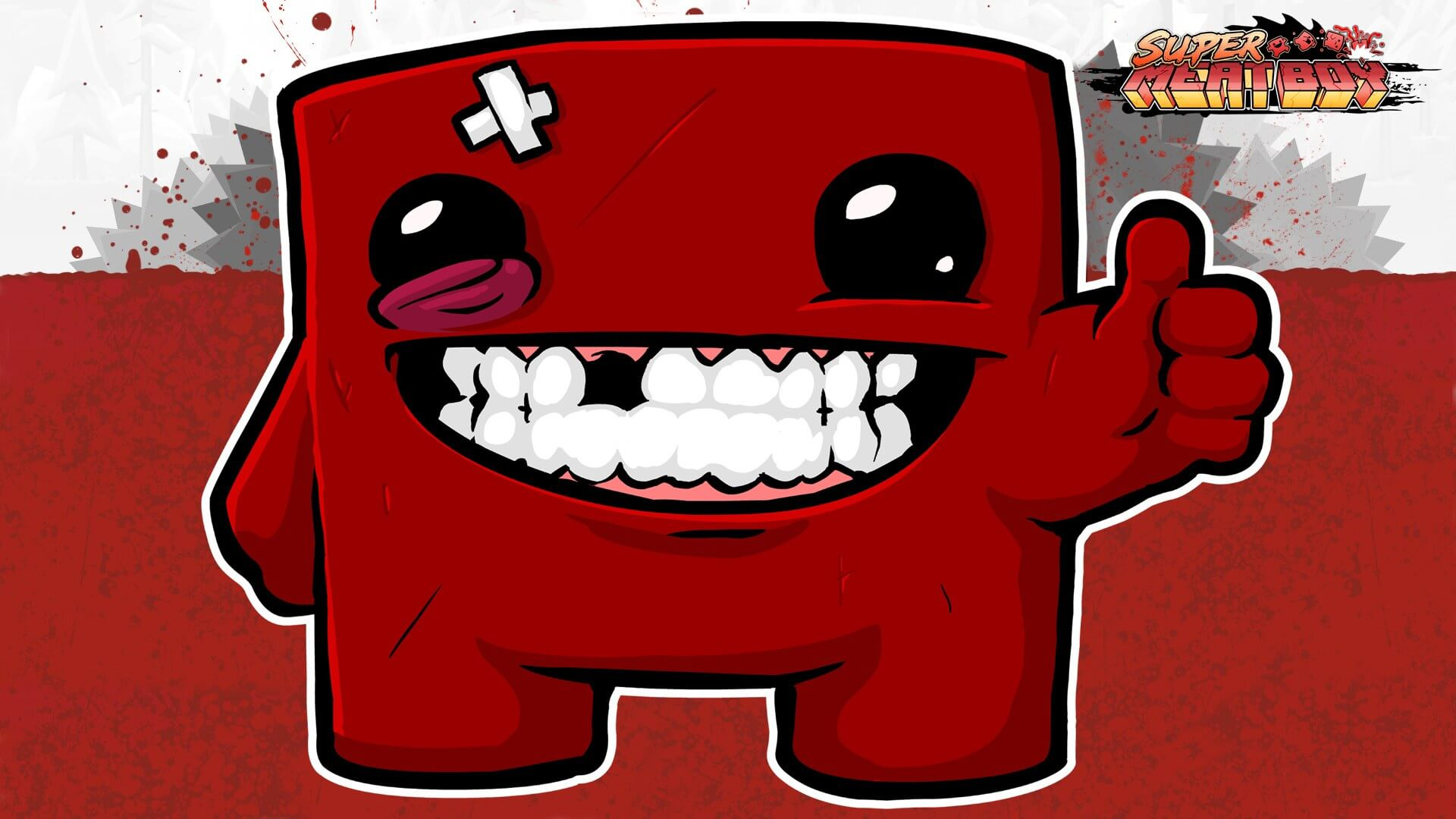 Super Meat Boy is available for free from the Epic Games ...
