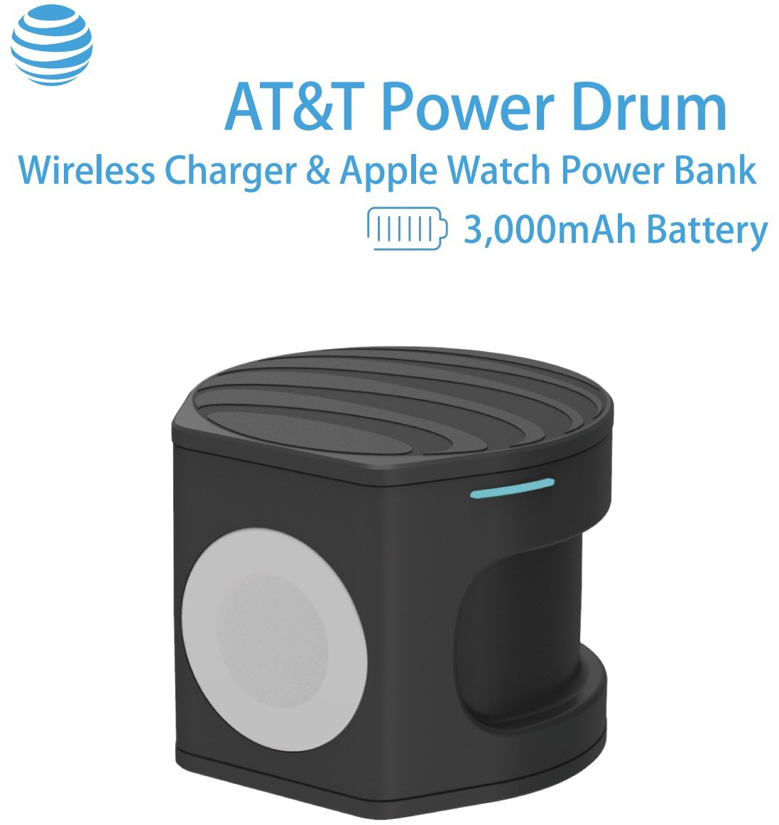 AT&T Reportedly Developing Wireless Charger That Powers iPhone and Apple Watch Simultaneously