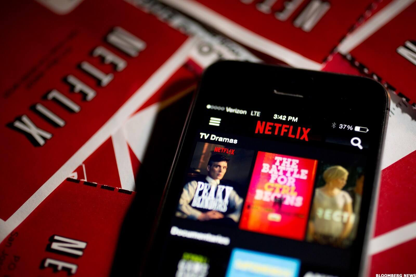 Netflix dodges Apple's App Store revenue cut by ending in-app subscription purchases