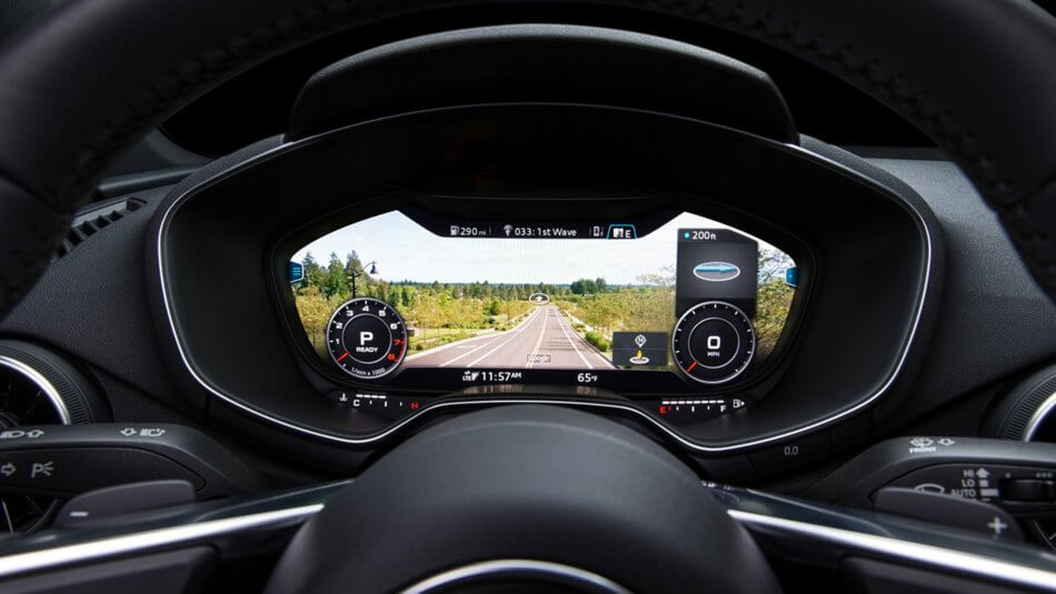 Samsung unveils Exynos Auto chip to power Audi infotainment systems