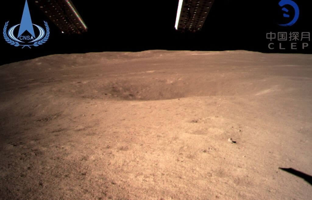 Autobots, roll out! China lands on the dark side of the moon