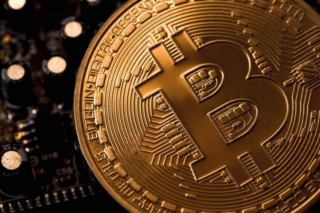 Bitcoin hits $5,000, its highest price in four months