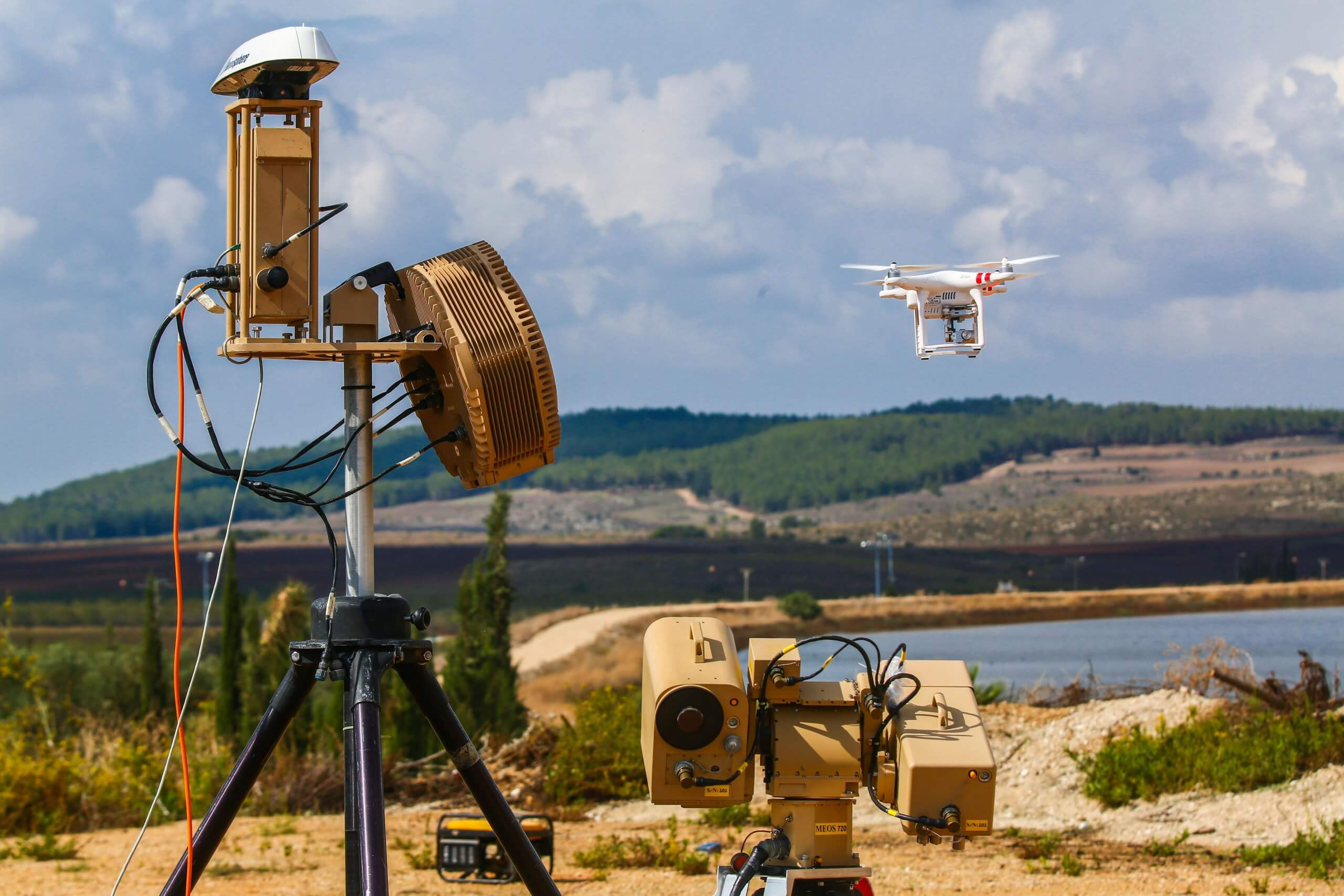 London airports are investing millions in military-grade drone defense systems