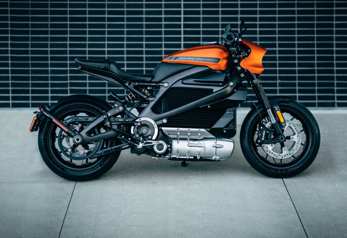 Harley-Davidson's first all-electric motorcycle is now available to pre-order