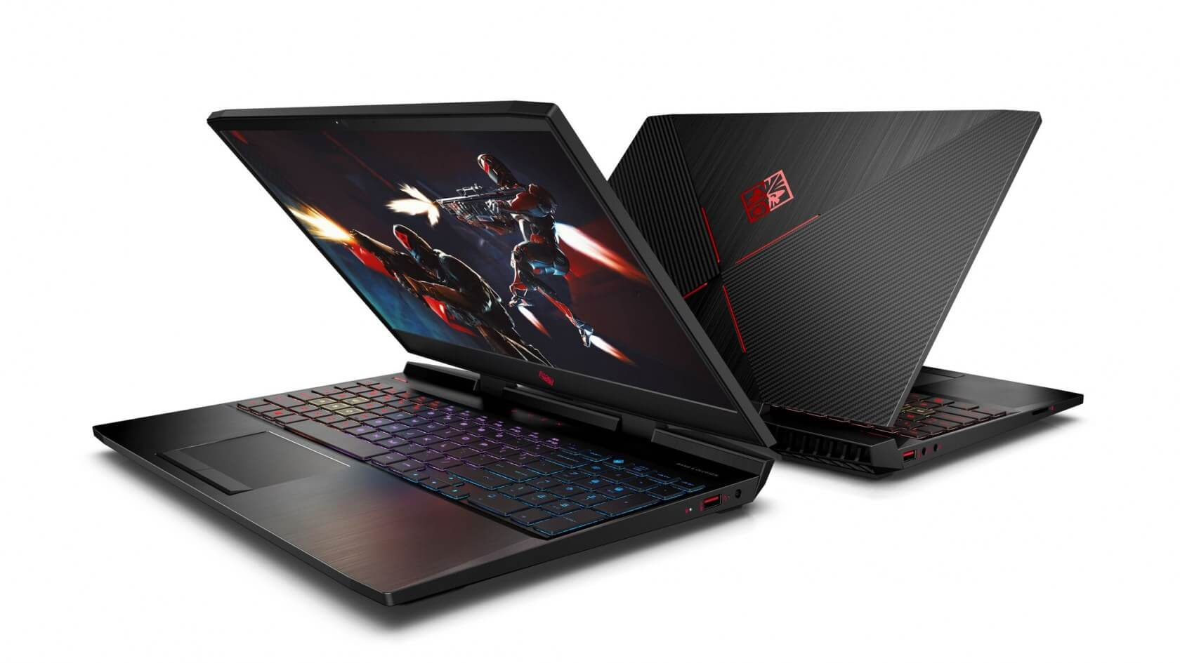 Hp S Omen 15 Is The First 240hz Gaming Laptop Techspot