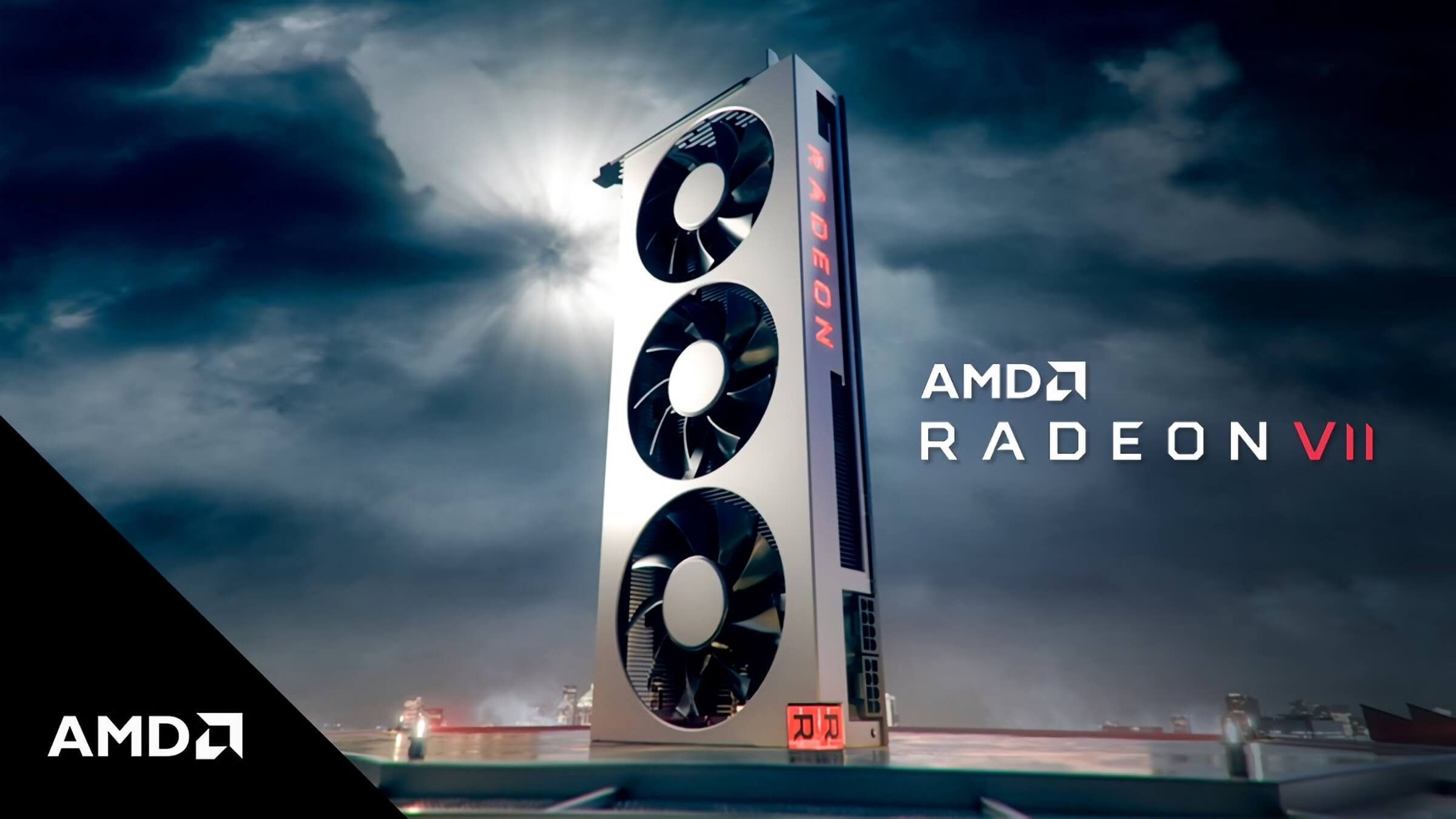 AMD Radeon VII: world's first 7nm gaming GPU is 25-35% faster than Vega 64, ships February 7 for $699