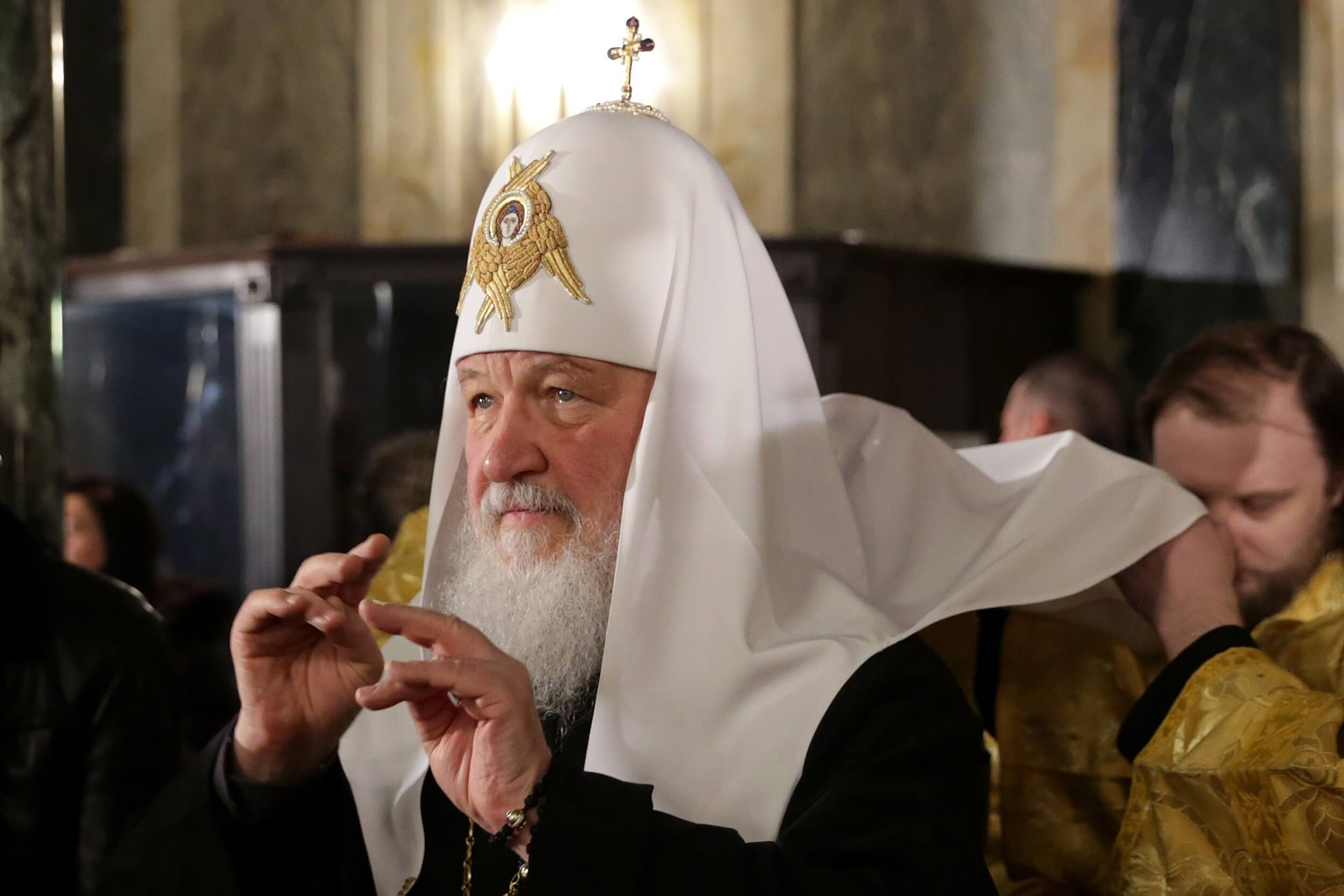 Russian church leader warns that reliance on technology could bring about the Antichrist
