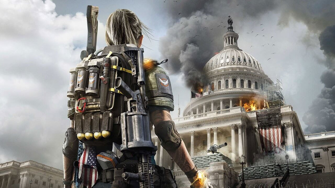 Ubisoft reveals why The Division 2 isn't on Steam, says