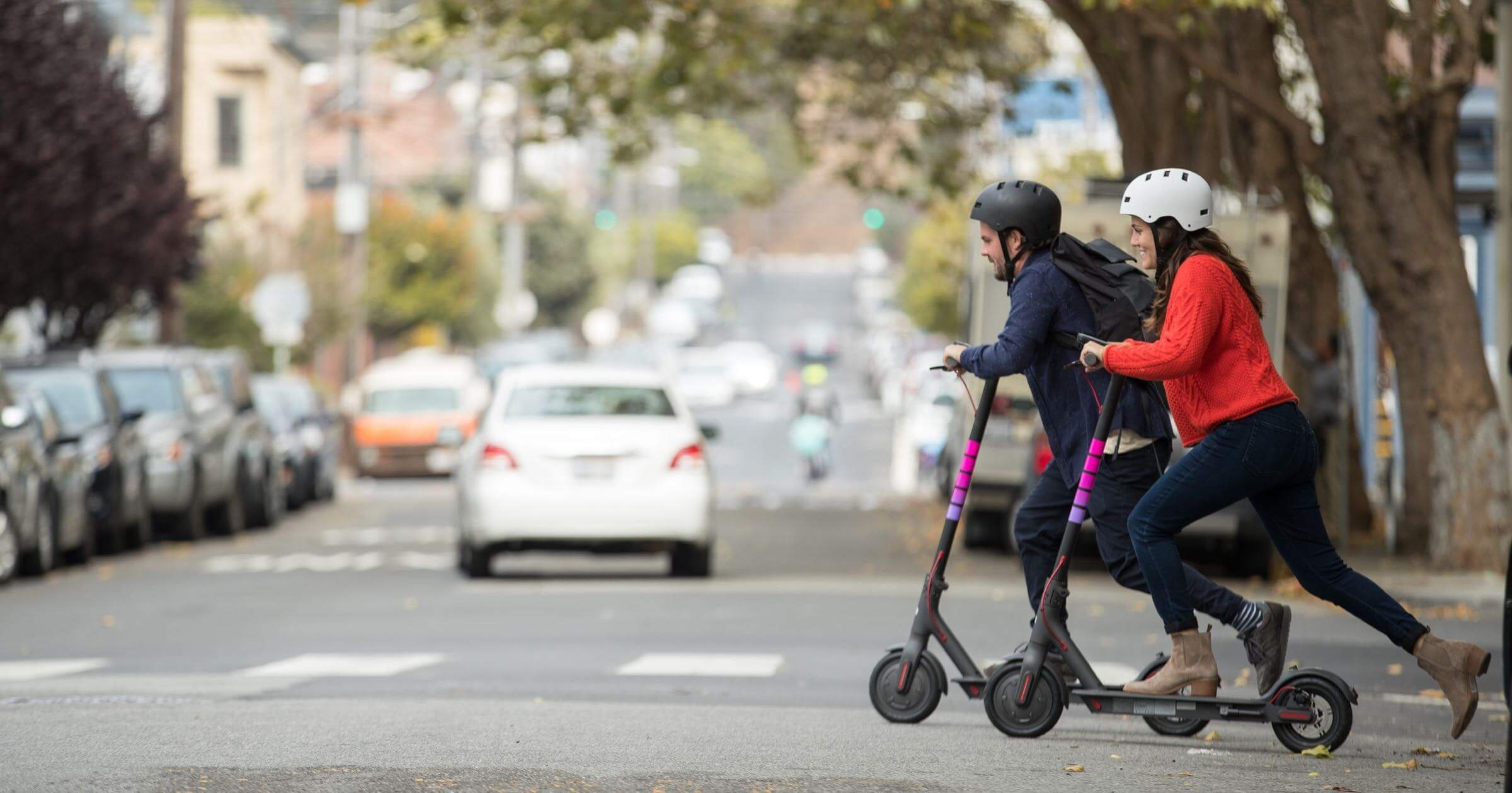 Lyft Shifts to Segway Scooters; Swappable Batteries and Docking System in the Works