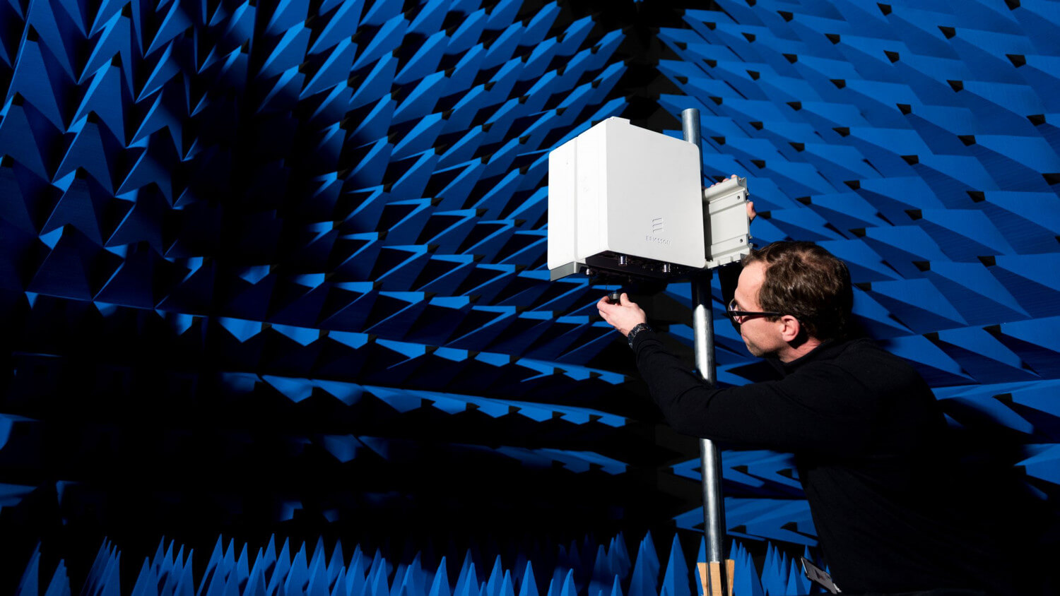 Ericsson and Deutsche Telekom have developed a wireless 40 Gbps