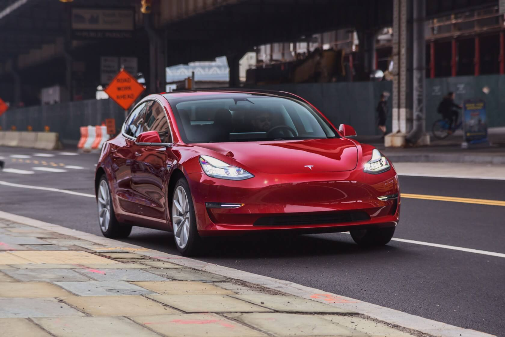 Hack a Tesla Model 3, get cash and the auto