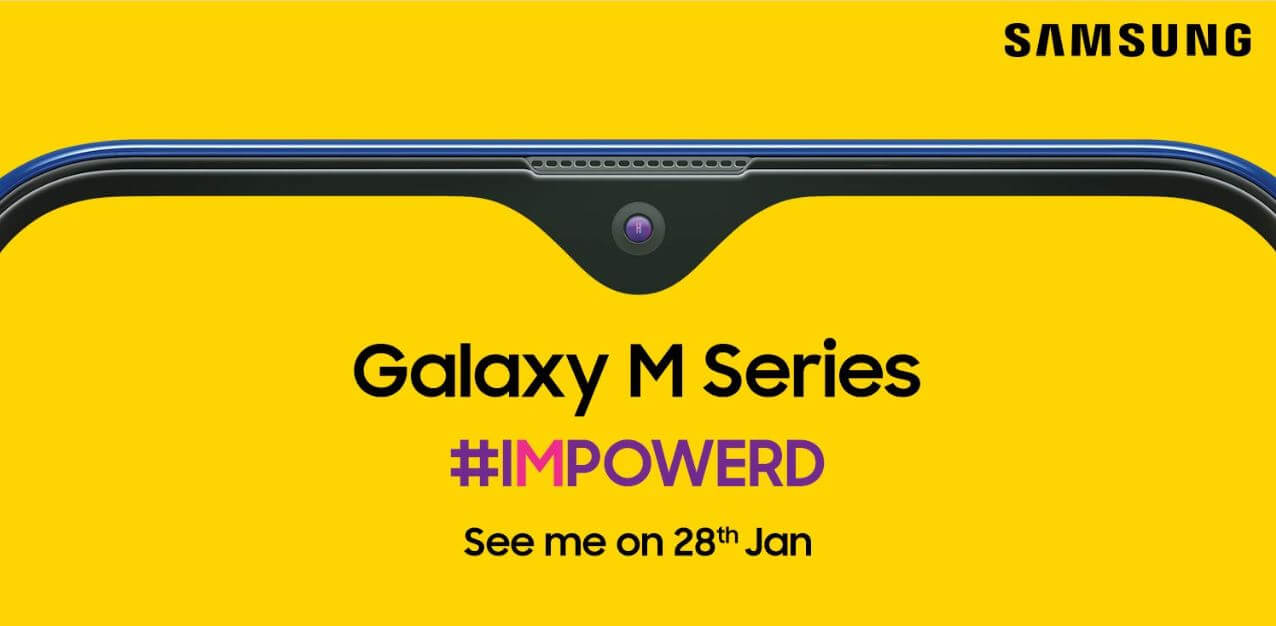 Samsung is going on the offensive against Chinese rivals in India with the Galaxy M series